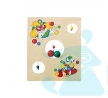 Ігрова панель Мішень дзвіночок