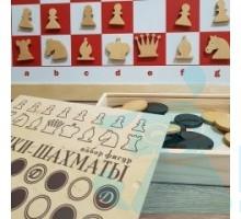 Ігрова панель Шашки і Шахи