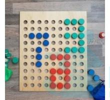 Ігрова панель Слова та цифри
